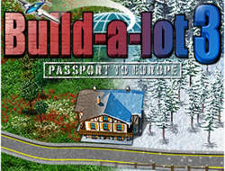 Build-a-lot Passport to Europe
