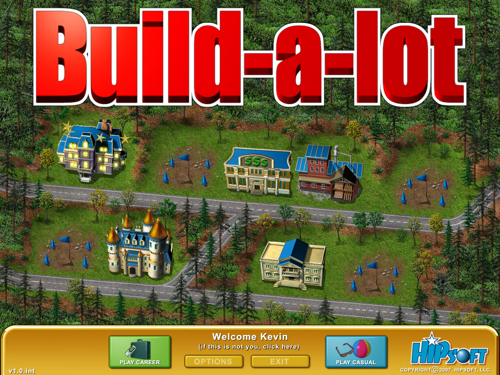 Build-a-lot Screenshot