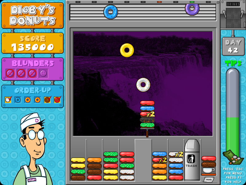 Digby's Donuts Screenshot